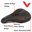 Vandorm-COMFORT-EXTRA-Memory-Foam-Mountain-Hybrid-Bike-Saddle thumbnail 5