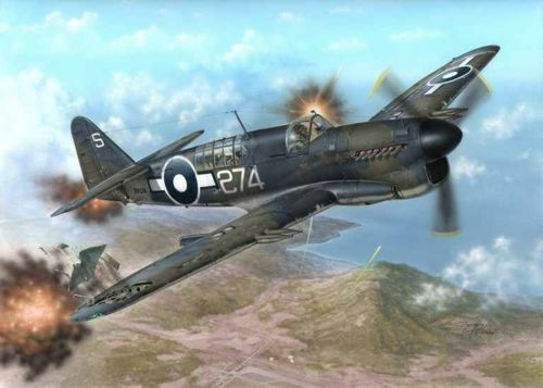 Special Hobby 1/48 Fairey Firefly Modello i 'Pacific Flotta' #48131