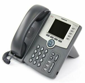 Details about Cisco SPA525G2 5-Line IP Phone w/Color Display