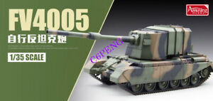 Amusing-Hobby-35A029-1-35-SCALE-FV4005-STAGE-2-SELF-PROPELLED-GUN-2020-NEW