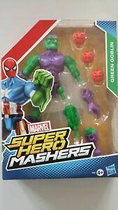 MARVEL-SUPER-HERO-MASHERS-FIGURINE-GREEN-GOBLIN-HASBRO-EN-BOITE-NEUF