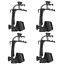 4pcs-Clamp-Clip-On-Drum-Rim-Microphone-Mount-Holder-Mic-Clamp-Holder-Adjustable thumbnail 1