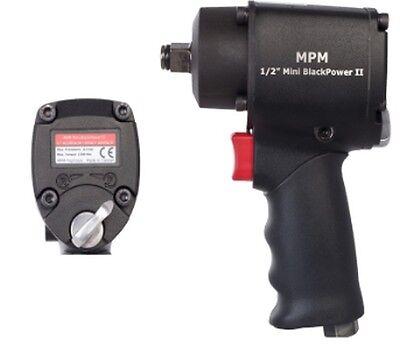 "Mpm - Schlagschrauber 1/2 "" Mini - Black Power - 1300 Nm -"