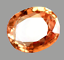 thumbnail 4 - AAA+ Ceylon 12.55 Ct Natural Padparadscha Sapphire Oval Cut Gemstone -CERTIFIED