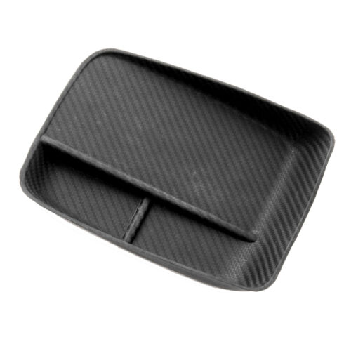 Carbon Fiber Style Center Console Tray Storage for Toyota Prius XW50 2015-17