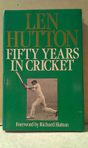 50-Years-in-Cricket-by-Len-Hutton