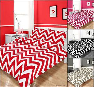 Bedding Zig Zag Duvet Cover Quilt