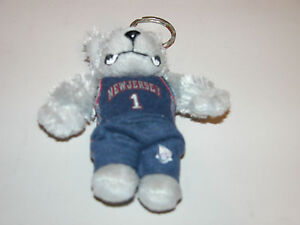 pretty nice 58562 44347 Details about NEW JERSEY NETS MASCOT SLY FOX KEYCHAIN