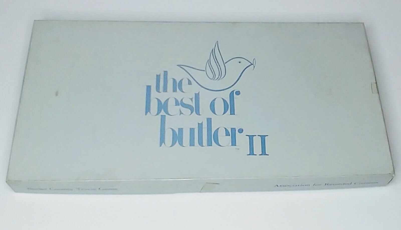 RARE COMPLETE The Best Of Butler To Butler II County Trivia Board Game