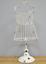 Vintage Rustique Blanc cassé en Métal Mannequin Présentoir Décoration Vitrine
