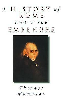 1 of 1 - A History of Rome under the Emperors-ExLibrary