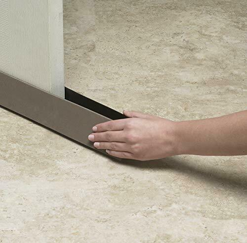 "Frost King Thermoplastic Door Bottom 1-3//4/""x36/"" Long Brown"