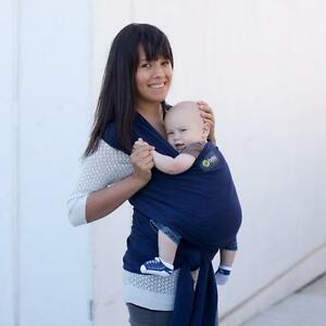 Boba Baby Wrap Baby Carrier Prem Early Baby Birth To 18mths 35lbs