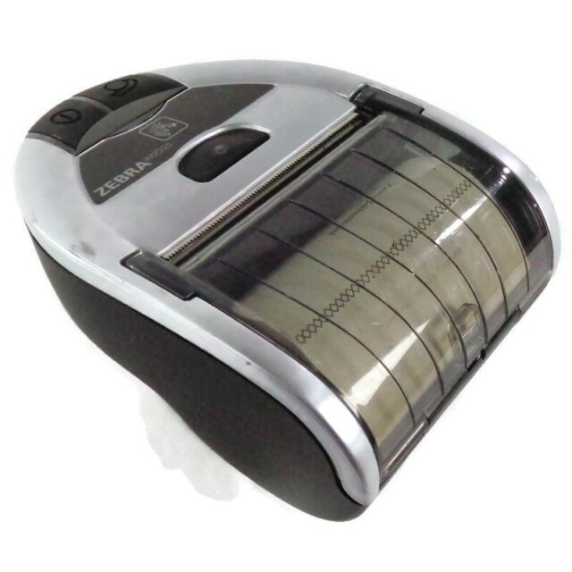 Zebra iMZ320 Mobile Wireless Bluetooth Thermal Receipt Printer M3I-0UB00010-02