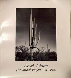 New ansel adams the mural project print poster 16x20 for Ansel adams mural project 1941 to 1942