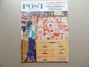 Saturday-Evening-Post-Magazine-February-11-1956-Complete