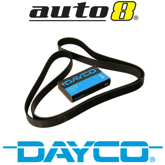 Dayco 4EPK1102 Air Conditioning Belt for Iveco Daily 65C18 3.0L Diesel F1CE0481