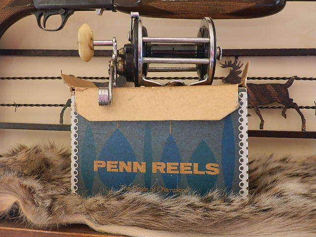 Penn No.155 och 65 Long Beach Fishing
