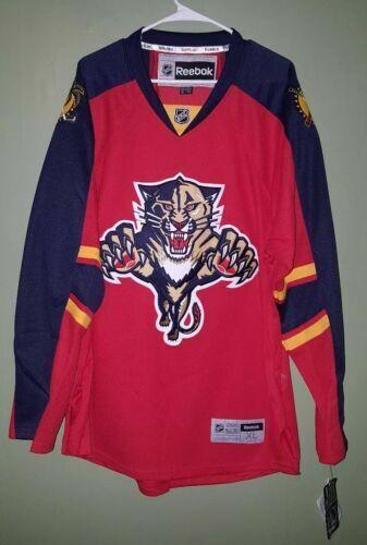 c36219e9 Reebok Premier NHL Jersey Florida Panthers Team Red Sz XL for sale online    eBay
