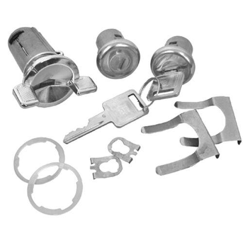 1969 70 Camaro 69 70 Impala Ignition /& Door Lock Kit Square Head Key