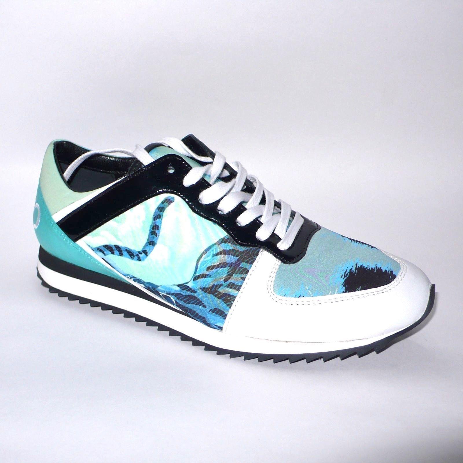 Kenzo  Tiger scarpe da ginnastica Sport scarpe blu verde EU 38  all'ingrosso a buon mercato