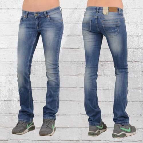 Pantaloni Bootcut jeans Blue Marta Viazoni Pantaloni jeans Pantaloni donna donna denim stretch xw7gxa