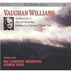 Ralph Vaughan Williams - Vaughan Williams: Symphony No. 6; The Lark Ascending; Fantasia on a Theme by Thomas Tallis (1991)