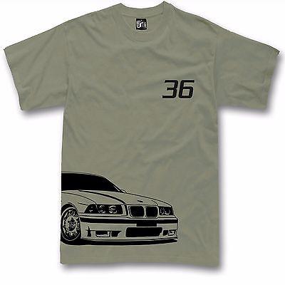 Tshirt for BMW e36 fans m3 325 e36 T Shirt   eBay