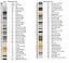 DMC-Modern-Holiday-Christmas-Halloween-Cross-Stitch-Pattern-Chart-PDF-14-Count thumbnail 77