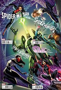 J-SCOTT-CAMPBELL-VARIANT-COVER-SET-SPIDER-WOMAN-6-SPIDER-GWEN-7-SILK-ALPHA-1