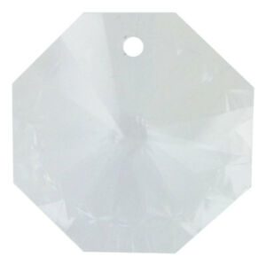 Octagon-One-Hole-Glass-Bead-Craft-20mm-Genuine-Hanging-Element-Pendant-Lighting