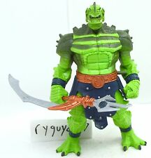 MOTU, Whiplash, 200x, complete, figure, Masters of the Universe, weapon, He-Man