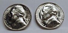 1968 D BU Jefferson Nickel Pulled From OBWRoll