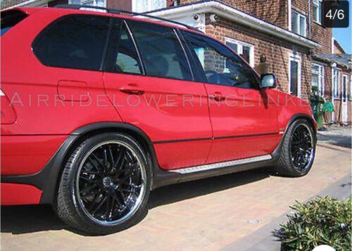 X5 BMW X6 5 y 7 Series Trasero sólo totalmente ajustable bajar enlaces