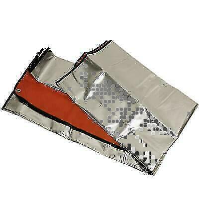 Ultimate Survival Technologies 20-PGR0010-08 ORG Survival Blanket One Size