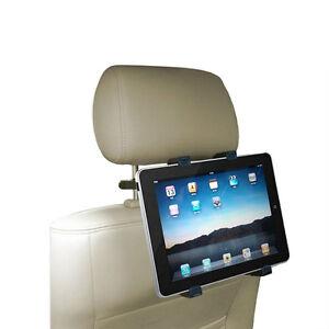 Soporte Para Coche Asiento Ipad Air Reposacabezas Tablet Asientos