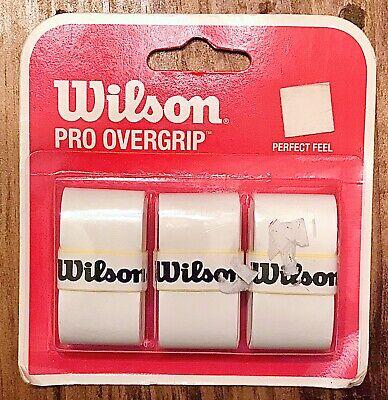 Wilson Pro Overgrip Comfort 3 pack Choice