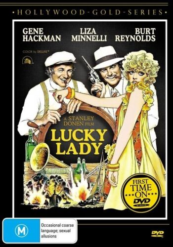 1 of 1 - Lucky Lady - New (DVD)