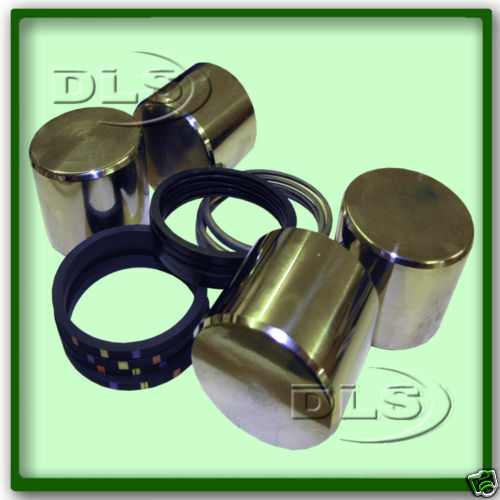 """DLS301 RANGE ROVER/""""CLASSIC/"""" FRONT CALIPER PISTONS /& SEAL KIT"""