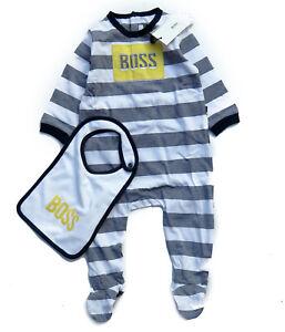 Baby Strampler Set 56 62 68 74 Stramplerhose /& Shirt Blau//Hund