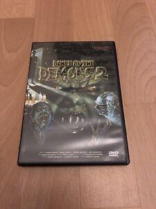 Dance of the Demons 2 DVD Guter Zustand Selten Dario Argento - Dortmund, Deutschland - Dance of the Demons 2 DVD Guter Zustand Selten Dario Argento - Dortmund, Deutschland