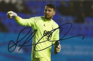 NOTTINGHAM FOREST STEPHEN HENDERSON SIGNED 6x4 ACTION PHOTOCOA -  SHROPSHIRE, United Kingdom - NOTTINGHAM FOREST STEPHEN HENDERSON SIGNED 6x4 ACTION PHOTOCOA -  SHROPSHIRE, United Kingdom