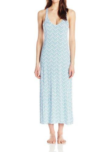 Blu Canotta da Canotta Swim Dress Coverup Xs Splendid Nwt notte Beach Chemise Camicia qWptBnx4