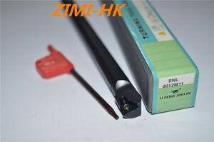 "1Pcs SNL0012M11 12x150mm Threading Turning Tool Boring Bar FOR 11ER 1//4/""A60"