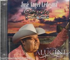 SEALED - El Coyote y Su Banda Tierra Santa CD NEW Alucine BRAND NEW