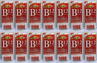 Stacker 2 B12 10,000% Extreme Energy 4/pack - Lot Of 14