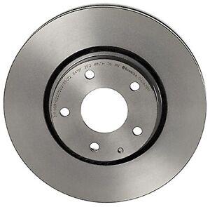 Disc Brake Rotor-Non-Coated Front ACDelco Advantage fits 13-15 Mazda CX-5