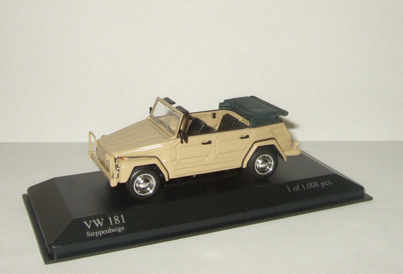 Vw volkswagen 181 kubelwagen 4x4 1969 minichamps 1 43 430050035 ebay resntentobalflowflowcomponenttechnicalissues altavistaventures Gallery