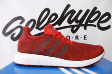 423d42e39 item 4 ADIDAS SWIFT RUN PK MYSTERY RED WHITE PRIMEKNIT RUNNING SHOE CG4117  SZ 9.5 -ADIDAS SWIFT RUN PK MYSTERY RED WHITE PRIMEKNIT RUNNING SHOE CG4117  SZ ...