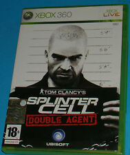 Splinter Cell - Double Agent - Microsoft XBOX 360 - PAL